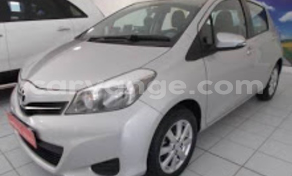 Buy Used Toyota Yaris White Car in Rundu in Namibia