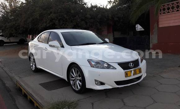 Buy Used Lexus IS White Car in Windhoek in Namibia