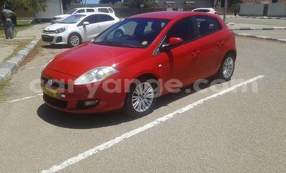 Buy Used Fiat Punto Red Car in Keetmanshoop in Namibia