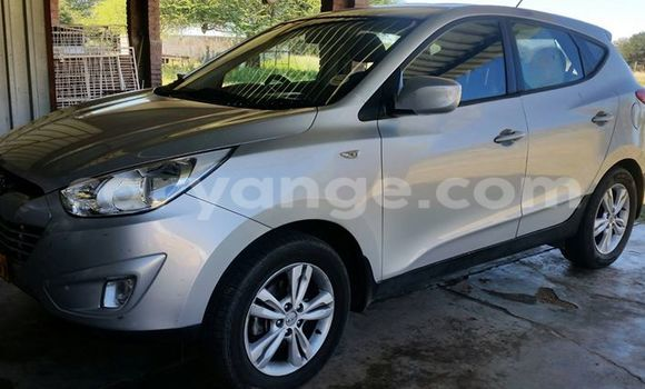 Buy Used Hyundai Ix35 Silver Car in Windhoek in Namibia