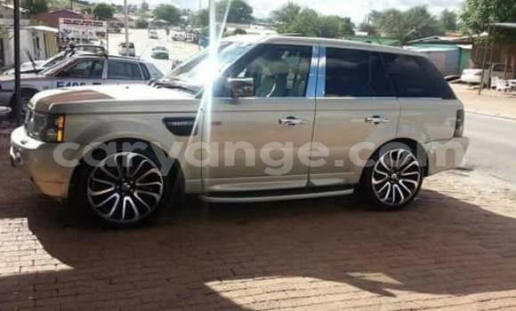 Buy Used Land Rover Range Rover Silver Car in Windhoek in Namibia