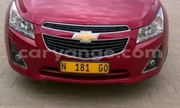 Buy Used Chevrolet Cruze Red Car in Windhoek in Namibia