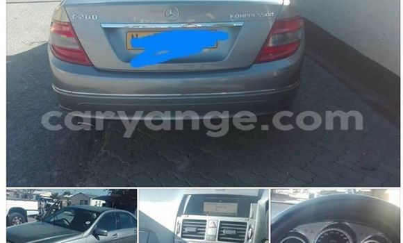 Buy Used Mercedes‒Benz C-Class Silver Car in Windhoek in Namibia
