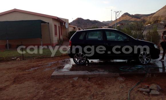 Buy Used Volkswagen Polo Black Car in Keetmanshoop in Namibia