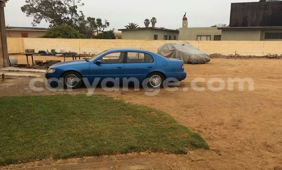 Buy Used Toyota Camry Blue Car in Windhoek in Namibia