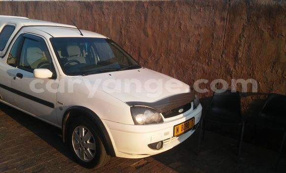 Buy Used Ford Pickup White Car in Windhoek in Namibia