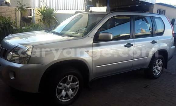 Buy Used Nissan X-Trail Silver Car in Windhoek in Namibia