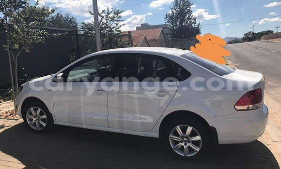 Buy Used Volkswagen Polo Sedan Blue Car in Windhoek in Namibia