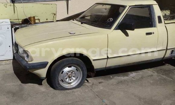 Buy Used Ford Cortina Beige Car in Windhoek in Namibia