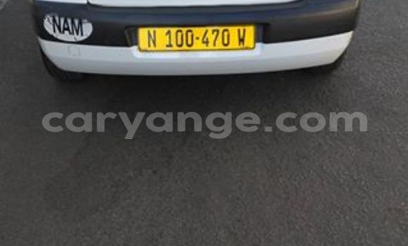 Buy Used Renault Megane White Car in Windhoek in Namibia