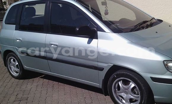 Buy Used Hyundai Matrix Silver Car in Windhoek in Namibia