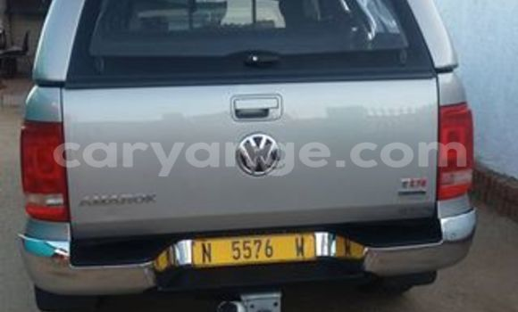 Buy Used Volkswagen Amarok Silver Car in Windhoek in Namibia