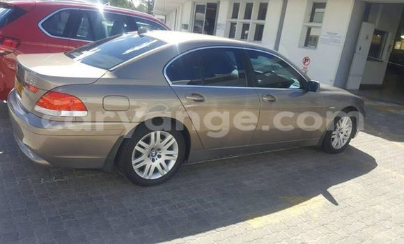 Buy Used BMW 5-Series Black Car in Windhoek in Namibia