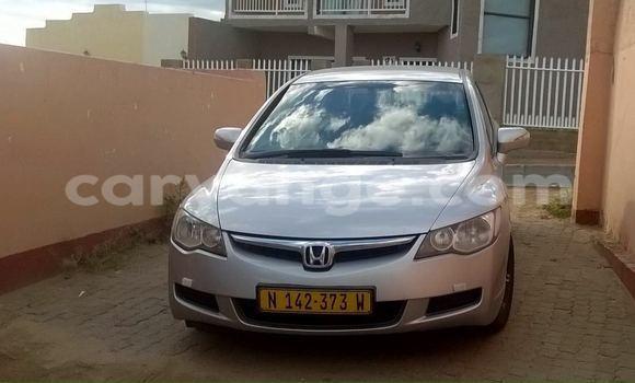 Buy Used Honda Civic Silver Car in Windhoek in Namibia