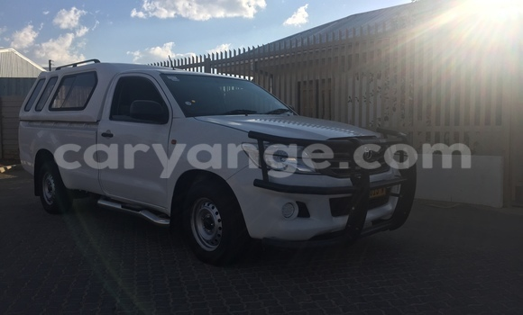 Buy New Toyota Hilux White Car in Windhoek in Namibia