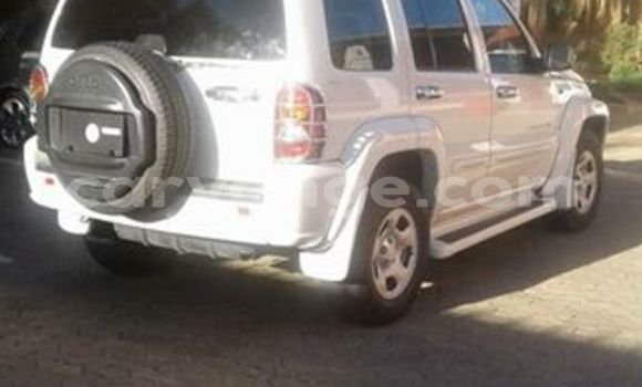 Buy Used Jeep Grand Cherokee White Car in Windhoek in Namibia