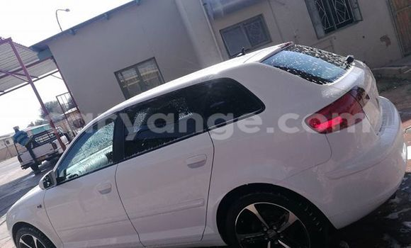 Buy Used Audi A3 White Car in Windhoek in Namibia