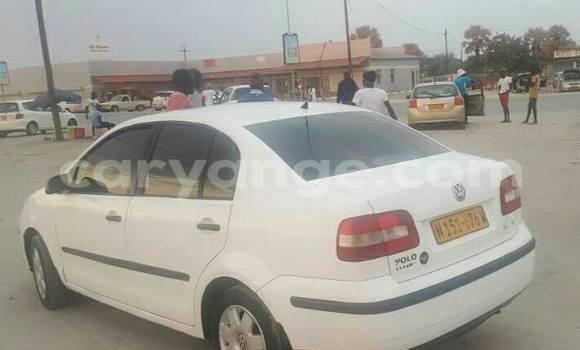 Buy Used Volkswagen Polo Sedan White Car in Windhoek in Namibia