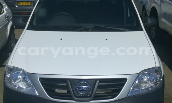 Buy Used Nissan Pickup White Car in Windhoek in Namibia
