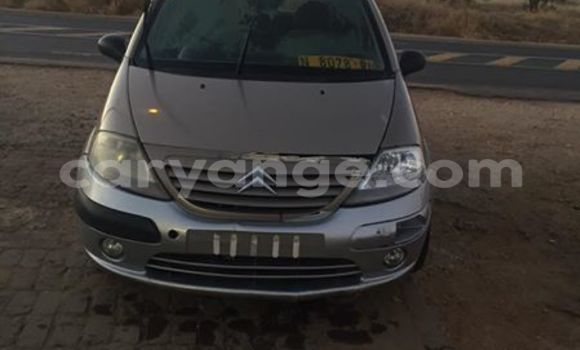 Buy Used Citroen C3 Silver Car in Windhoek in Namibia