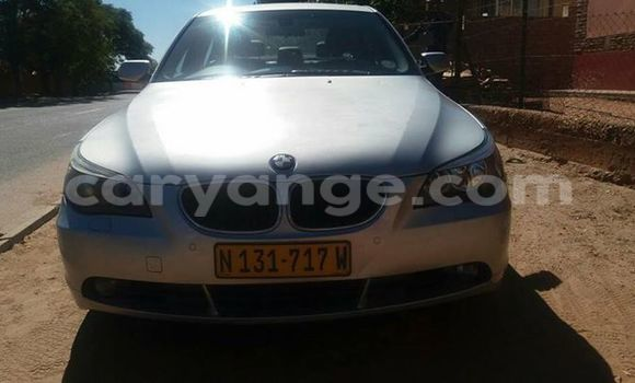 Buy Used BMW 5-Series Silver Car in Windhoek in Namibia