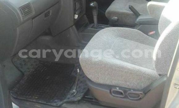 Buy Used Mitsubishi Pajero Silver Car in Windhoek in Namibia