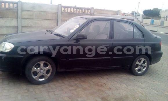 Buy Used Hyundai Accent Black Car in Windhoek in Namibia