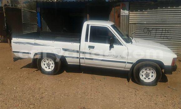 Buy Used Toyota Pickup White Car in Windhoek in Namibia