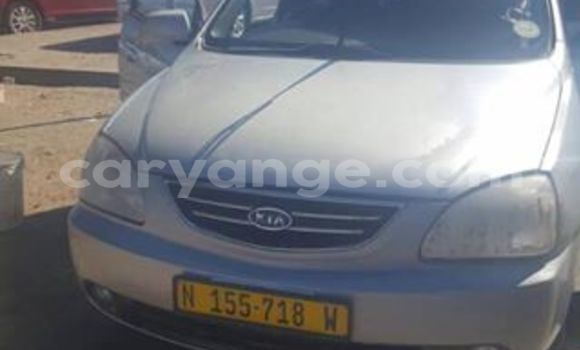 Buy Used Kia Carens Silver Car in Windhoek in Namibia