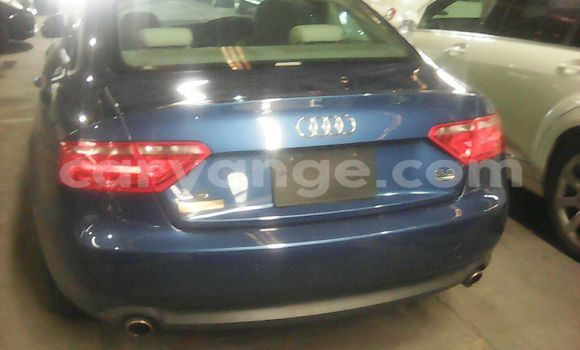 Buy Used Audi A3 Blue Car in Walvis Bay in Namibia