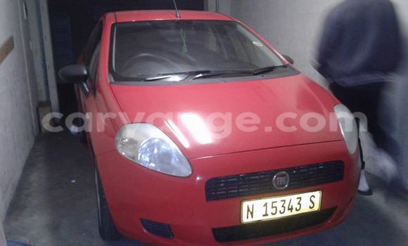Buy Used Fiat Punto Red Car in Windhoek in Namibia