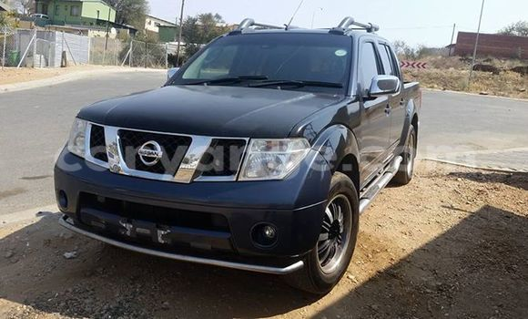 Buy Used Nissan Navara Black Car in Windhoek in Namibia