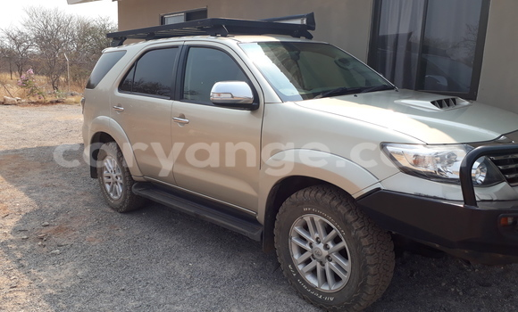 Buy Used Toyota Fortuner Other Car in Otjiwarongo in Namibia