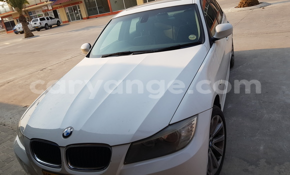 Buy Used BMW 3-Series White Car in Oshakati in Namibia