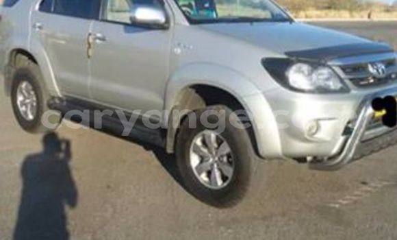 Buy Used Toyota Fortuner Silver Car in Windhoek in Namibia