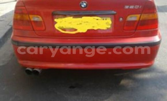 Buy Used BMW 3-Series Red Car in Windhoek in Namibia