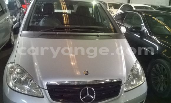 Buy Used Mercedes‒Benz A-Class Silver Car in Walvis Bay in Namibia