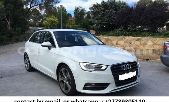 Buy Used Audi A3 White Car in Windhoek in Namibia