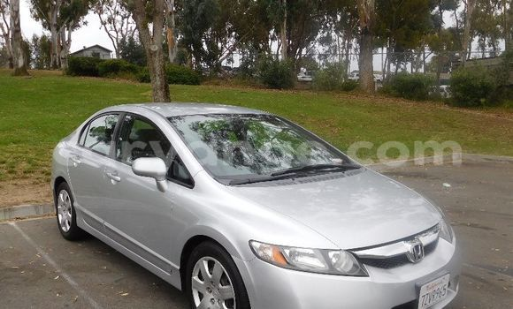 Buy Used Honda Civic Silver Car in Windhoek in Namibia