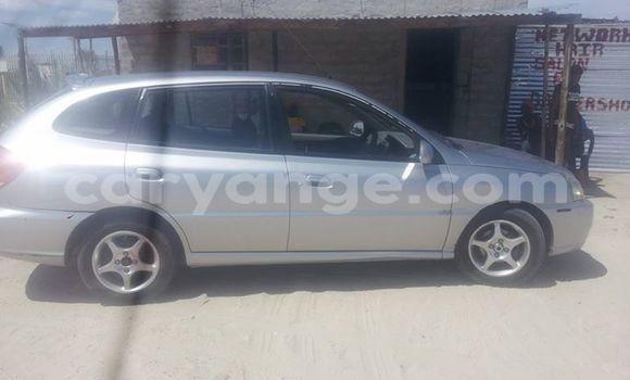 Buy Used Kia Rio Silver Car in Windhoek in Namibia