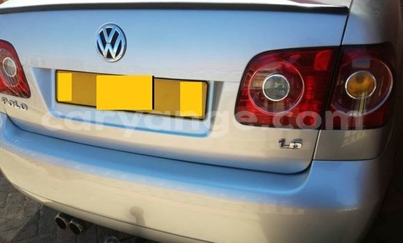 Buy Used Volkswagen Polo Sedan Silver Car in Windhoek in Namibia