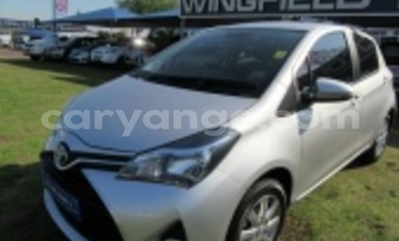 Buy Used Toyota Yaris White Car in Windhoek in Namibia