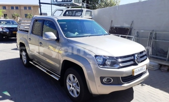 Buy Used Volkswagen Amarok Brown Car in Windhoek in Namibia