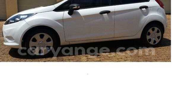 Buy Used Ford Fiesta White Car in Okahandja in Namibia