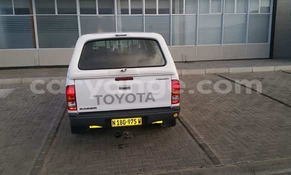 Buy Used Toyota Hilux White Car in Windhoek in Namibia