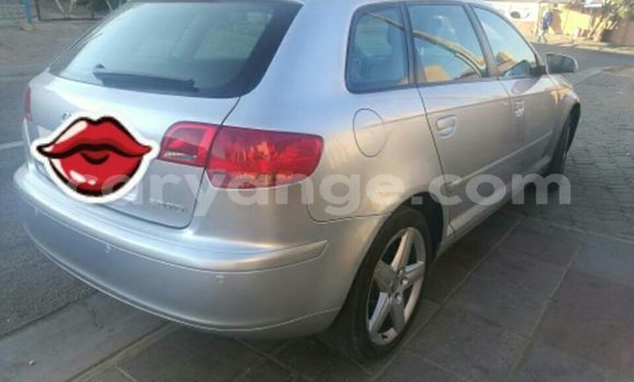 Buy Used Audi A3 Silver Car in Windhoek in Namibia