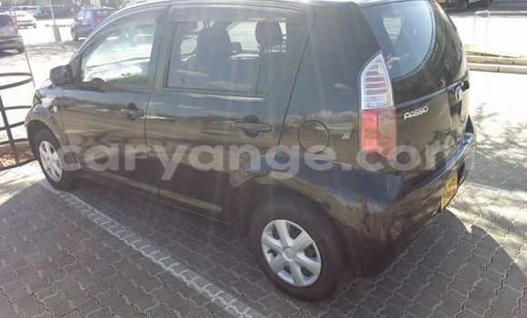 Buy Used Toyota Paseo Black Car in Windhoek in Namibia