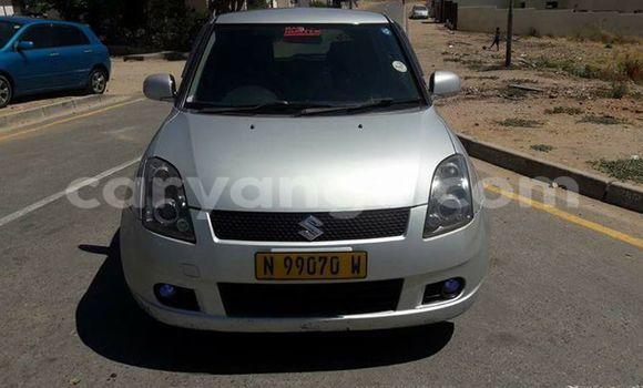 Buy Used Suzuki Swift Silver Car in Windhoek in Namibia