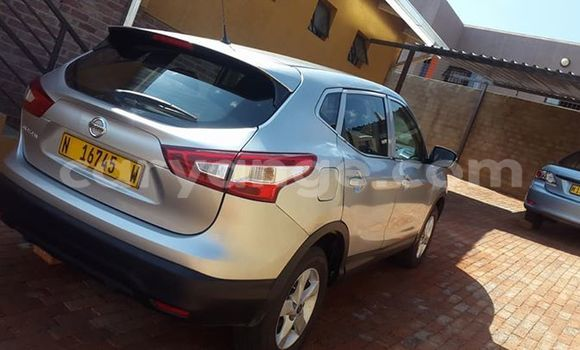 Buy Used Nissan Qashqai Silver Car in Windhoek in Namibia
