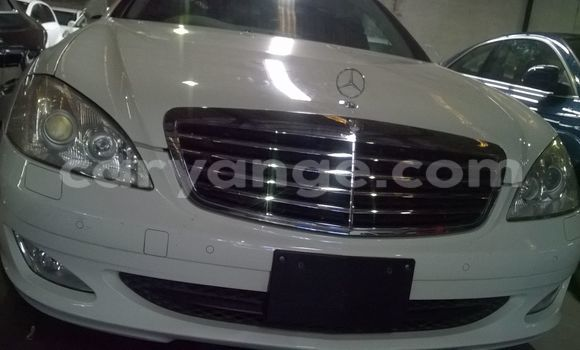 Buy Used Mercedes-Benz S–Class White Car in Walvis Bay in Namibia